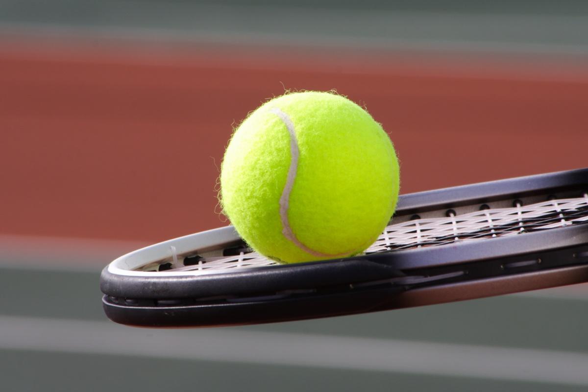 Au tennis la réussite est au bout de la raquette !