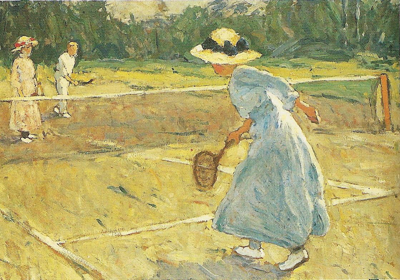 painting-tennis-women