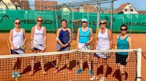 Equipe 35 dames du TC Westhouse et du TC Epfig